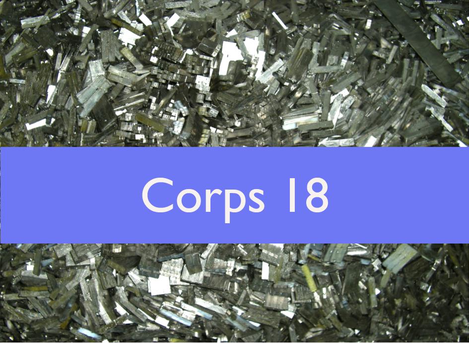 Corps 18