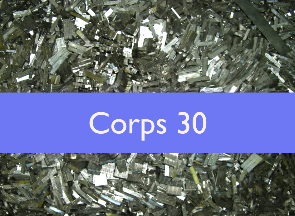 Corps 30
