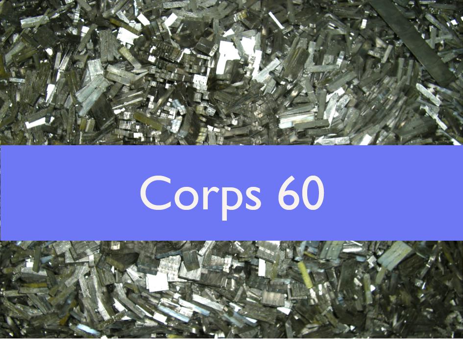 Corps 60