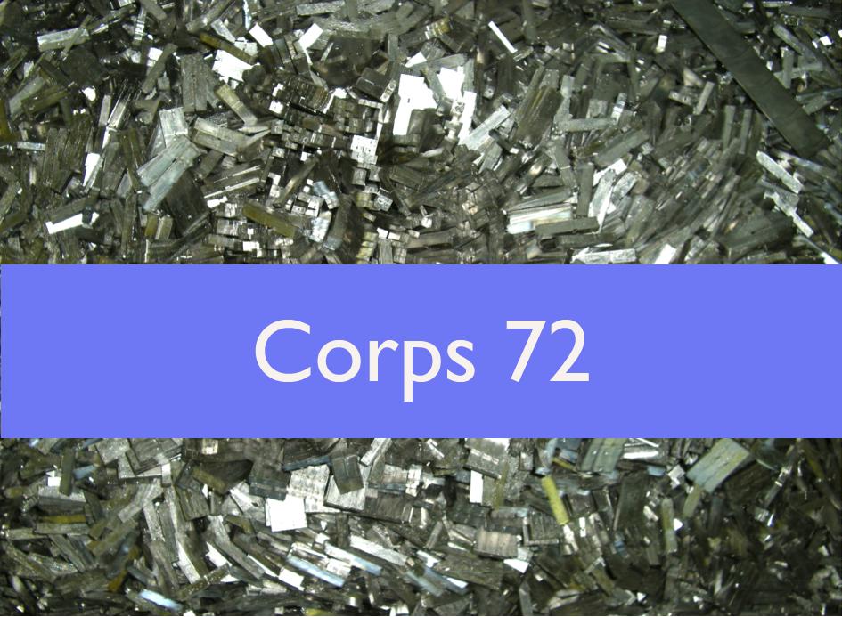 Corps 72